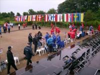 Европейско първенство по петанк 2012 - Ветерани - бронз в Chalenge